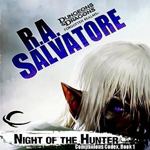 Night of the Hunter Audiobook
