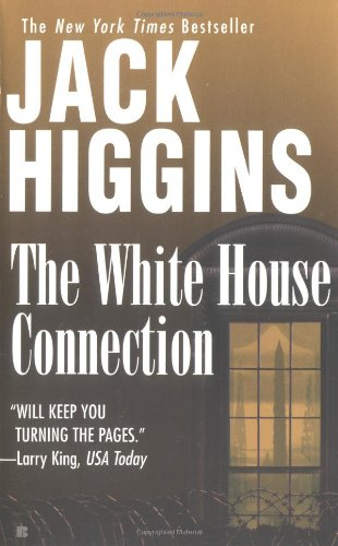 The White House Connection (Sean Dillon) front-928306