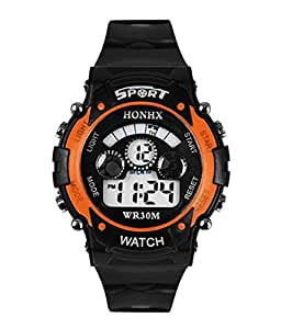 PHOENIXBIRDS Digital Seven Light Sport Watches In Boys New Collection