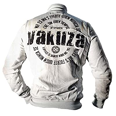 Yakuza ORIGINAL Zipper Jacke - ZB 529 barely blue