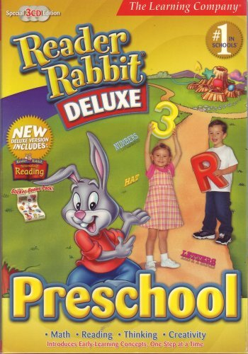 Reader Rabbit Deluxe Preschool