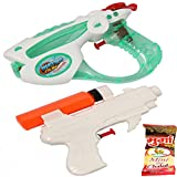 Holi Water Gun - Holi Gifts Set Of 2 Water Guns White