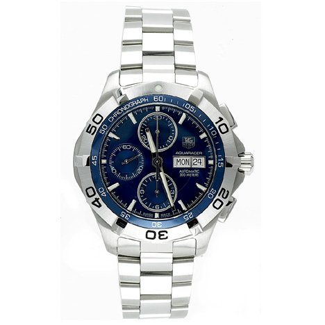 TAG Heuer Men's CAF2012.BA0815 Aquaracer Automatic Chronograph Stainless Steel Watch