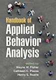 img - for Handbook of Applied Behavior Analysis book / textbook / text book