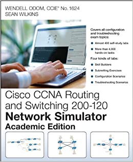 CCENT/CCNA ICND1 100-105 Official Cert Guide