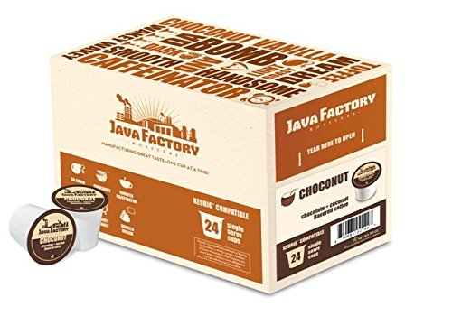 Java Factory Snjf5210-96 Choconut Coffee - 96 Count