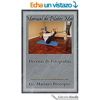 Manual de Pilates Mat -  Mariano Procopio