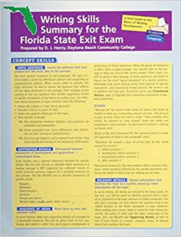 answer the question being asked about florida state essay florida state essay