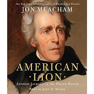 American Lion Hörbuch