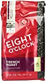 Eight O'Clock French Roast Ground Coffee, 12-Ounce (Pack of 6)