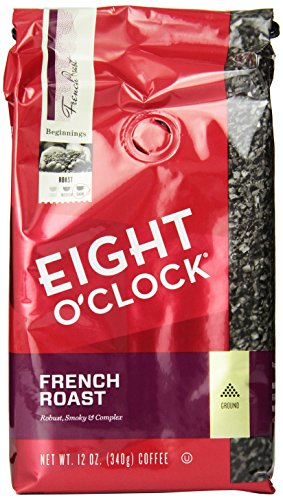 eight-oclock-ground-coffee-french-roast-12-ounce-pack-of-6