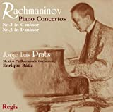 Rachmaninov: Piano Concs 2 & 3