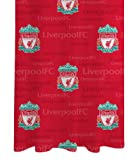 Liverpool FC Echo Curtains, 66 x 54-inch