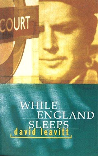 While England Sleeps
