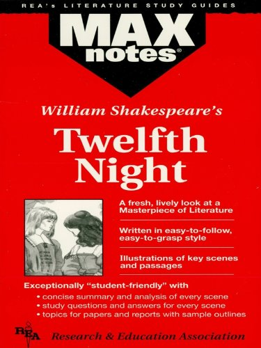 a literary analysis of twelfth night by william shakespeare