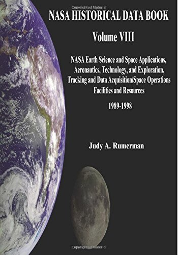 Nasa Historical Data Book: Volume Viii: Nasa Earth Science And Space Applications, Aeronautics, Technology, And Exploration, Tracking And Data ... Resources 1989-1998 (The Nasa History Series)