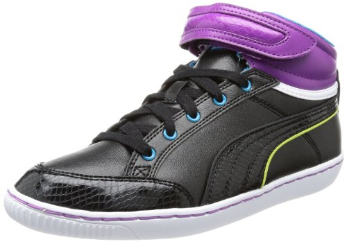 Puma Puma Avila Mid Animal Wn's High Top Women's Black Schwarz (black 01) Size: 4 (37 EU)