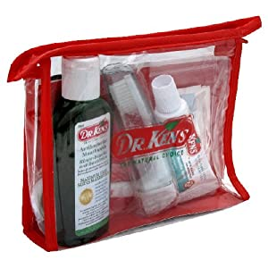 Dr. Ken's - Dental Travel Kit