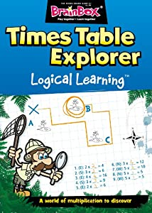 Green Board Games Times Table Explorer Logical Learning from Green Board Games