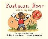 Julia Donaldson Tales from Acorn Wood: Postman Bear 15th Anniversary Edition (Tales from Acorn Wood Board Bk)