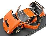 FRONTIART 1/43 Lamborghini Miura Jota SVR (オレンジ) フル開閉モデル