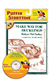 Make Way for Ducklings (Puffin Storytime) (0142413860) by McCloskey, Robert