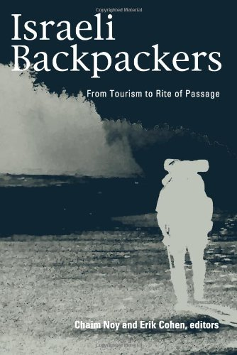 Israeli Backpackers: A View From Afar (Suny Series in...