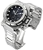 Invicta Mens Coalition Force Swiss Made Chronograph Stainless Steel Watch Set w/ 3 Bands 10022