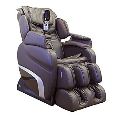 Titan Ti-7700R Electric Full Body Massage Chair, S-track Roller System, Outer Shoulder Massage, Hip & Seat Vibration, L-track roller system