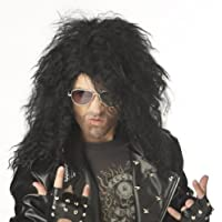 California Costumes Men's Heavy Metal Rocker Wig by California Costumes