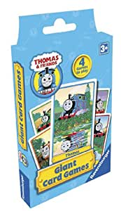 Ravensburger Thomas the Tank Engine Giant Card Game