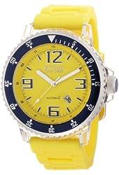 Ritmo Mundo Men's 311/1 Yellow Hercules Automatic watch