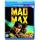 Mad Max: Fury Road [Blu-ray] [2015] [Region Free]