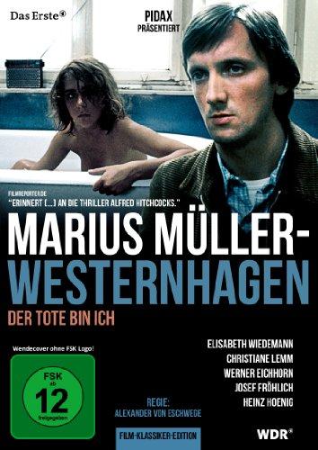 Marius Müller Westernhagen - Der Tote bin ich (Pidax film-Klassiker)