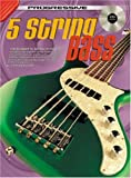 img - for Progressive 5 String Bass book / textbook / text book