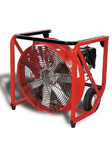 "Supervac Gas Ppv Fan With 6.5 Hp Honda Engine, 20"" Blade Diameter (Pack Of 1) front-541054"