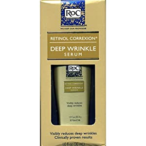 Click to read our review of Beauty Product Reviews: RoC Retinol Correxion Deep Wrinkle Serum