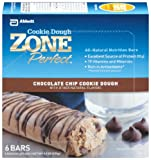 ZonePerfect Cookie Dough, Chocolate Chip Bar, 6-Count 9.5 OZ