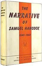 The Narrative of Samuel Hancock, 1845-1860…