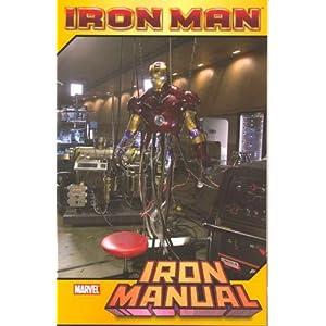 Iron Manual (Graphic Novel Pb)