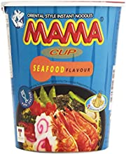 Mama Seafood Flavour Fideos Orientales Sabor a Marisco - 70 g