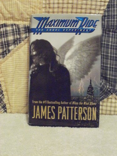 Cover of The Angel Experiment (Maximum Ride)