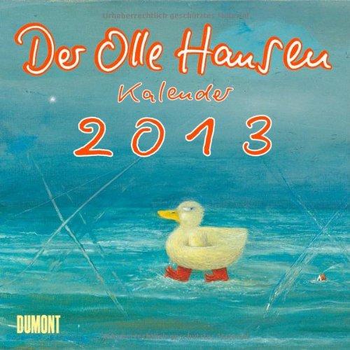 Der Olle Hansen 2013. Broschürenkalender