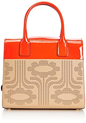 Orla Kiely Margot Top Handle Bag