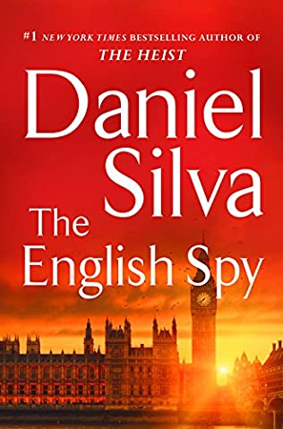 English Spy Gabriel Allon Series Book 15 - Daniel Silva