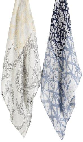 Munchkin Swaddle Angel - X-Batik and Boomerang Prints - 1