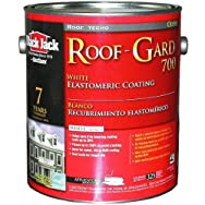 Gardner Gibson 5527-1-20 Black Jack White Elastomeric Roof Coating