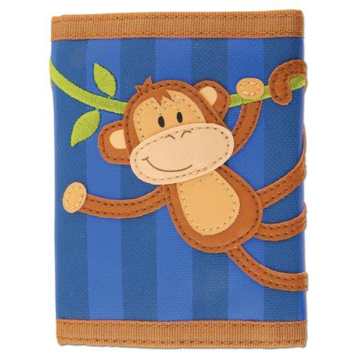 Stephen Joseph Boy Monkey Wallet