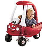 Little Tikes Cozy Coupe 40th Anniversary Ruby Coupe Limited Editionby Little Tikes