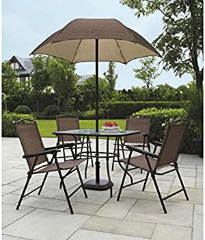 Mainstays Sand Dune 6-Pc. Patio Dining Set